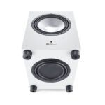 Canton SUB 10.4 Subwoofer Wit Onderkant ZF
