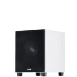 Canton SUB 10.4 Subwoofer Wit Voorkant